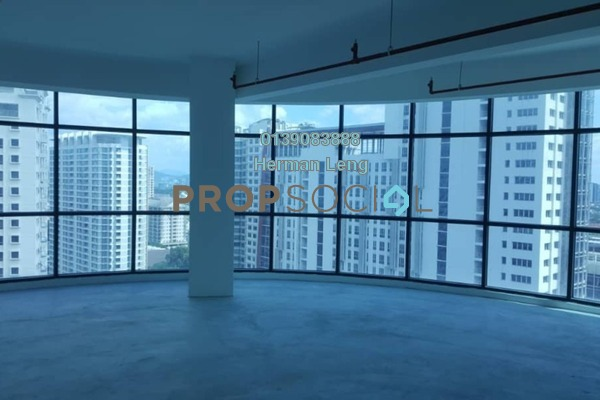 Office For Rent in Kiara 163, Mont Kiara Freehold Unfurnished 0R/0B 3k