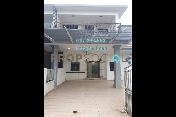 Superlink For Rent in Happy Garden, Old Klang Road Freehold Semi Furnished 5R/4B 3.5k