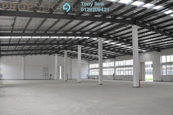 Factory For Sale in Telok Mengkuang, Telok Panglima Garang Freehold unfurnished 0R/0B 42m