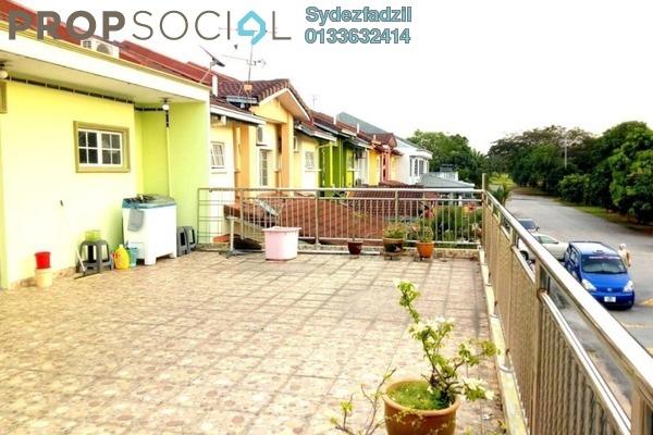 Terrace For Sale in Nafiri, Bandar Bukit Raja Freehold Unfurnished 7R/6B 1.15m