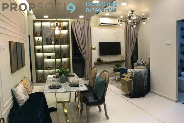 Serviced Residence For Sale in 3rdNvenue, Ampang Hilir Leasehold Unfurnished 3R/2B 670k
