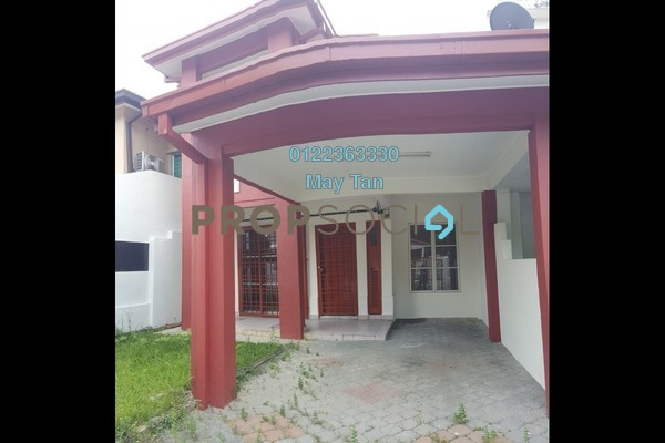 Terrace For Rent in USJ 3A, UEP Subang Jaya Freehold Unfurnished 3R/3B 1.5k