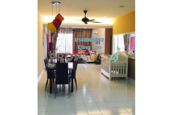 Condominium For Rent in Prima Setapak II, Setapak Freehold Fully Furnished 3R/2B 1.85k