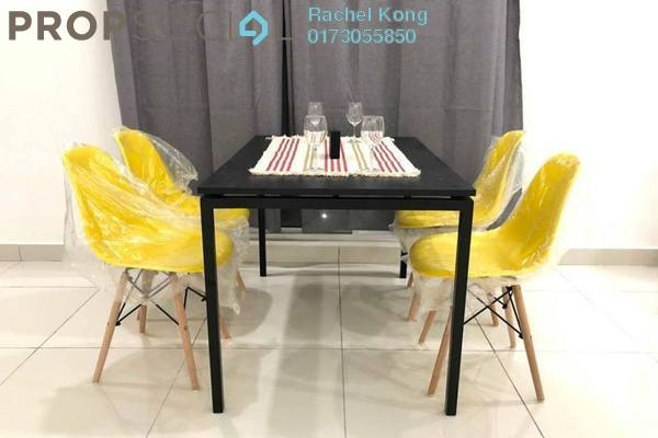 Serviced Residence For Rent in The Centrina, Sungai Besi Freehold Semi Furnished 3R/2B 1.65k