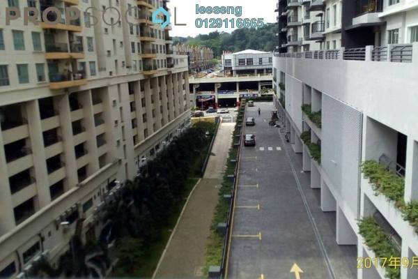 Serviced Residence For Sale in Spring Avenue, Kuchai Lama Freehold Semi Furnished 3R/2B 478k