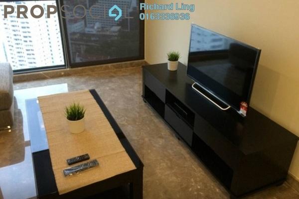 Condominium For Rent in Laman Ceylon, Bukit Ceylon Freehold Fully Furnished 2R/2B 3.8k