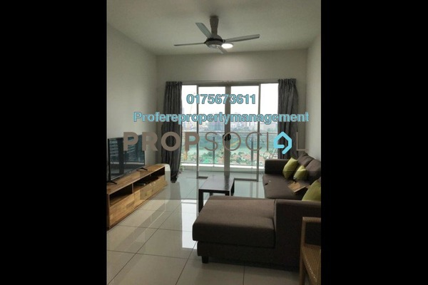 Condominium For Rent in Sunway GEO Residences, Bandar Sunway Freehold Fully Furnished 2R/2B 2.2k