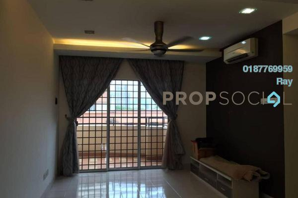 Condominium For Rent in Astaka Heights, Pandan Perdana Freehold Fully Furnished 3R/2B 1.6k