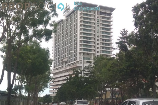 Serviced Residence For Sale in Bayu Marina, Johor Bahru Leasehold Unfurnished 0R/0B 432k