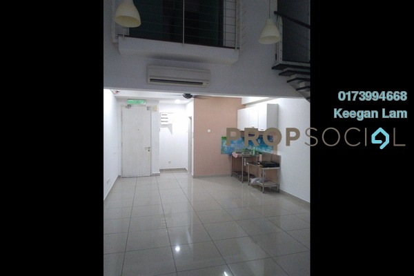 Duplex For Rent in The Scott Soho, Old Klang Road Freehold Fully Furnished 1R/2B 1.6k