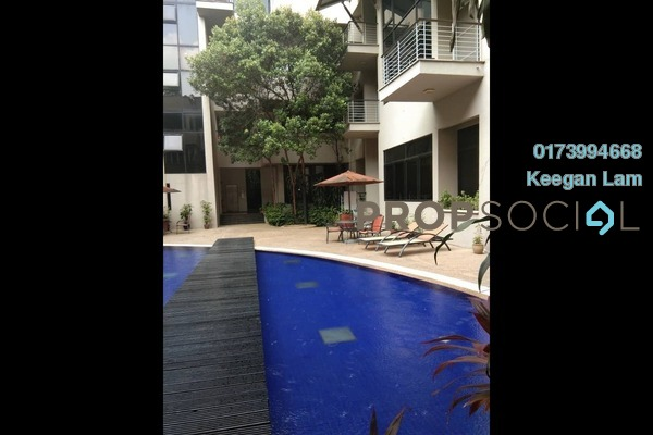Townhouse For Sale in 78 LAD, Ampang Hilir Freehold Semi Furnished 4R/6B 2.6m