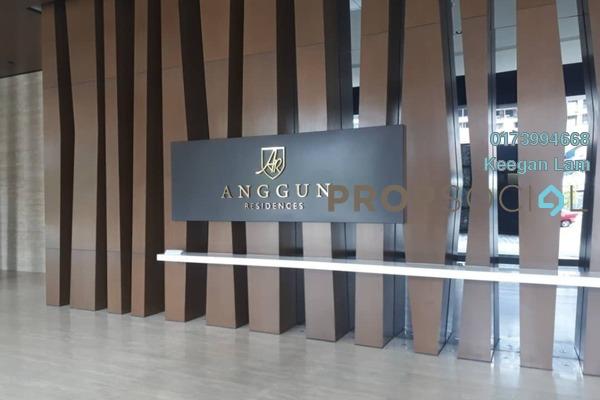 Condominium For Rent in Anggun Residences, Dang Wangi Freehold Fully Furnished 2R/2B 4k