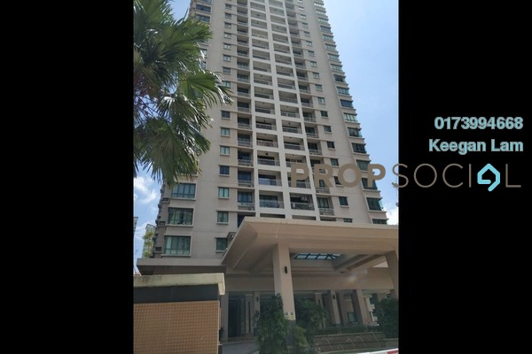 Condominium For Rent in Casa Kiara II, Mont Kiara Freehold Fully Furnished 4R/3B 2.8k