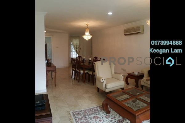 Townhouse For Rent in Ampang Waterfront, Ampang Freehold Fully Furnished 2R/2B 2.4k