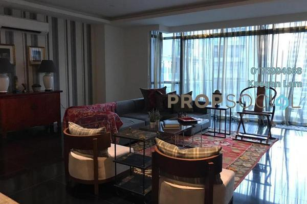 Condominium For Rent in Stonor Park, KLCC Freehold Fully Furnished 3R/3B 12k