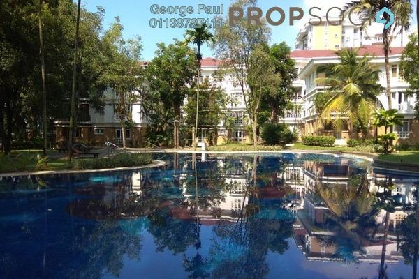 Condominium For Sale in Bungaraya Condominium, Saujana Freehold Unfurnished 4R/5B 1.35m