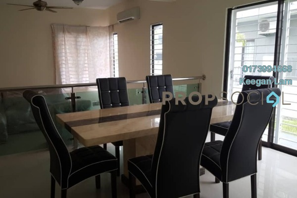 Semi-Detached For Rent in Saujana Palma Residences , Kajang Freehold Semi Furnished 5R/5B 2.3k