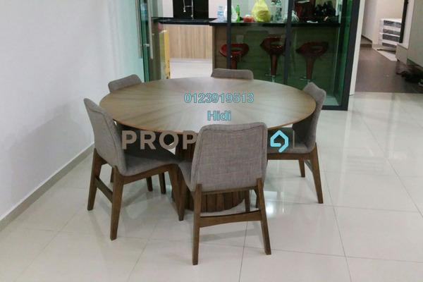 Condominium For Sale in X2 Residency, Puchong Freehold Fully Furnished 4R/5B 768k