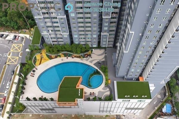 Apartment For Rent in Residensi Razakmas, Bandar Tun Razak Freehold Unfurnished 3R/2B 1.1k
