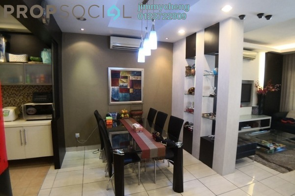 Terrace For Sale in Mutiara Puchong, Puchong Leasehold Fully Furnished 4R/3B 750k