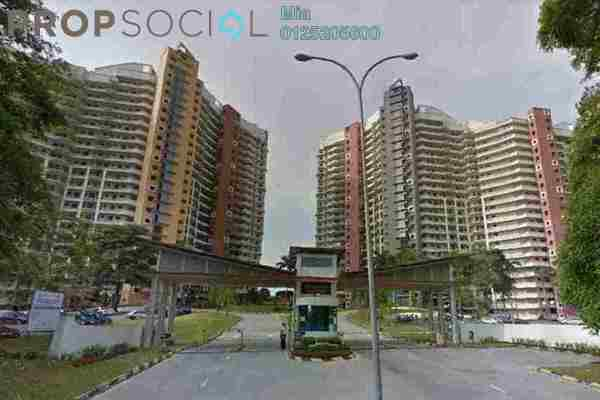 Apartment For Sale in Jalan Bayu, Bandar Seri Alam Freehold Unfurnished 0R/0B 396k