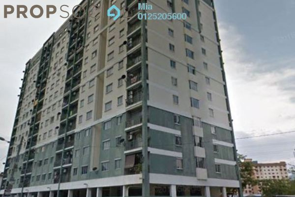 Apartment For Sale in Taman Raintree, Batu Caves Freehold Unfurnished 0R/0B 280k