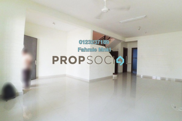 Terrace For Sale in Canting, Alam Impian Freehold Unfurnished 4R/5B 790k