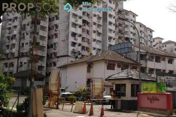 Condominium For Sale in PangsaRia, Desa Petaling Freehold Unfurnished 0R/0B 260k