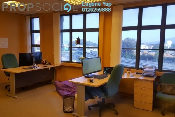 Office For Sale in Phileo Damansara 2, Petaling Jaya Freehold Semi Furnished 0R/0B 1.1m