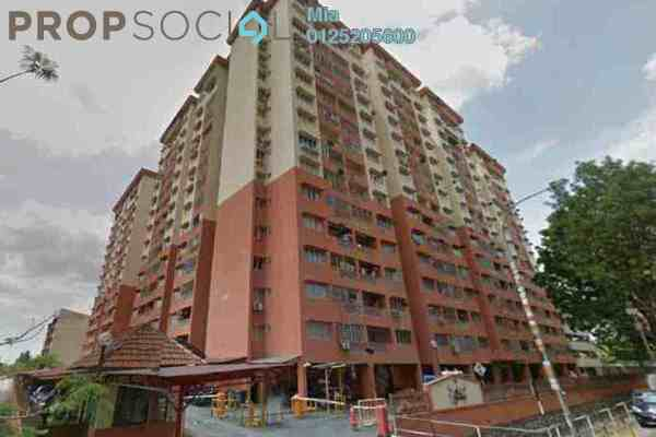 Apartment For Sale in Sri Camellia Apartment, Kajang Freehold Unfurnished 0R/0B 200k