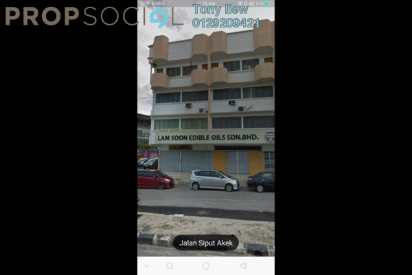 Shop For Rent in Taman Billion, Cheras Freehold Unfurnished 0R/0B 3.8k