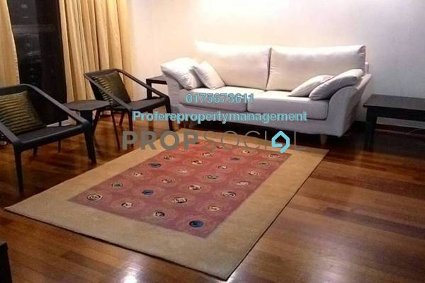 Condominium For Rent in Mont Kiara Bayu, Mont Kiara Freehold Fully Furnished 3R/2B 3.2k