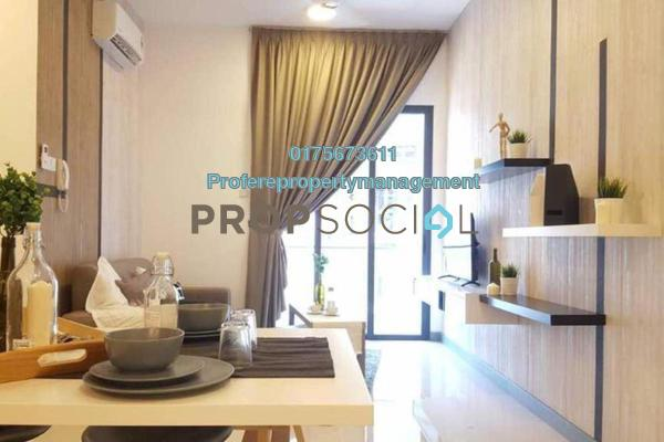 Condominium For Sale in South View, Bangsar South Freehold Fully Furnished 2R/2B 750k