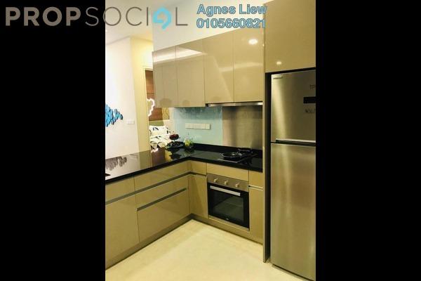 Condominium For Sale in Kaleidoscope, Setiawangsa Freehold Semi Furnished 3R/2B 579k