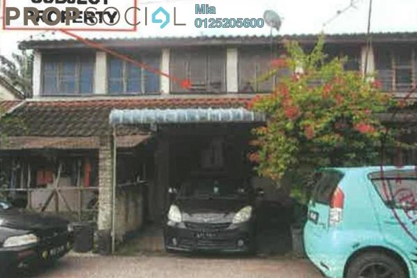 Terrace For Sale in Taman Seri Desa, Penang Freehold Unfurnished 0R/0B 60k