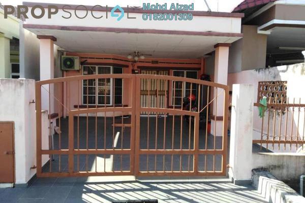 For Sale Terrace at Taman Pelangi Semenyih, Semenyih Freehold Unfurnished 3R/2B 360k