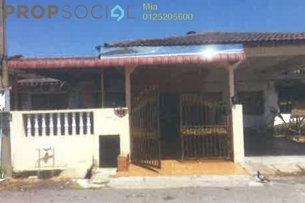 Terrace For Sale in Persiaran Hamzah Alang, Kapar Freehold Unfurnished 0R/0B 210k