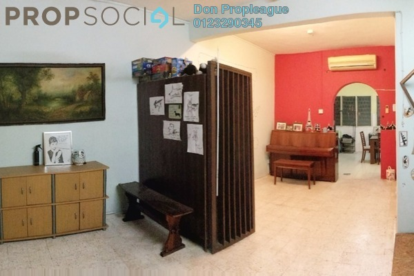 Terrace For Sale in Taman Mayang, Kelana Jaya Freehold semi_furnished 4R/3B 765k