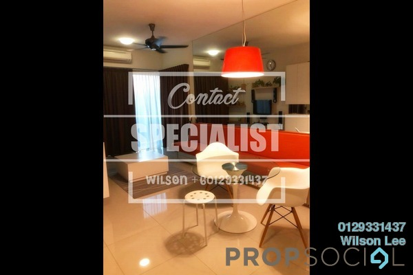 Condominium For Sale in Dex @ Kiara East, Jalan Ipoh Freehold Fully Furnished 2R/1B 455k