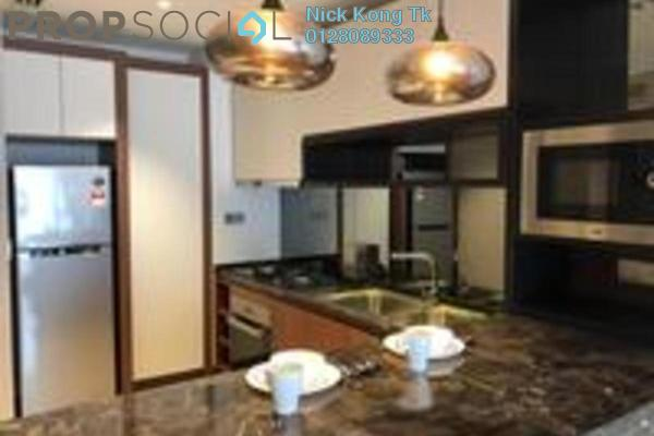 Condominium For Rent in EcoSky, Kuala Lumpur Freehold Semi Furnished 2R/2B 1.5k