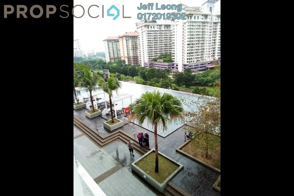 Condominium For Rent in Alam Sanjung, Shah Alam Freehold Semi Furnished 3R/2B 1.5k