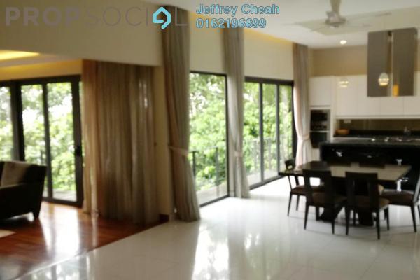 独立式洋房 单位出租于 Bukit Tunku, Kenny Hills Freehold Semi Furnished 4R/5B 20.0千