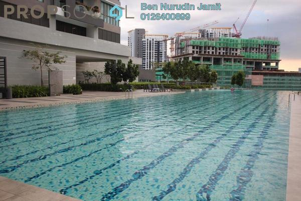 Serviced Residence For Rent in Infiniti3 Residences, Wangsa Maju Freehold Fully Furnished 3R/4B 4k
