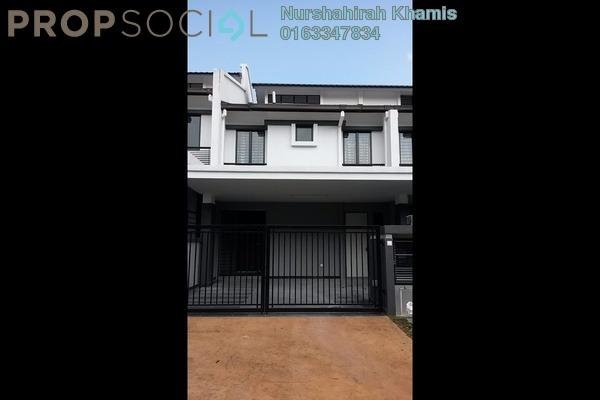 Terrace For Sale in Saffron Hills, Denai Alam Freehold Semi Furnished 4R/3B 830k