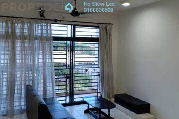 Apartment For Rent in Seri Austin Residence, Seri Austin Freehold Semi Furnished 3R/2B 1.4k
