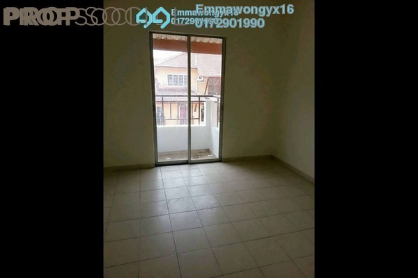 Townhouse For Rent in Gardenville Townvilla, Selayang Heights Freehold unfurnished 3R/2B 1.2k