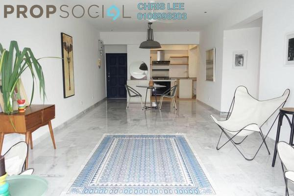 Condominium For Sale in Casa Vista, Bangsar Freehold Semi Furnished 2R/2B 1.25m