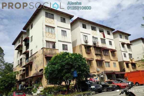Apartment For Sale in Sri Indah Apartment, Bandar Putra Permai Freehold Unfurnished 0R/0B 64.8k