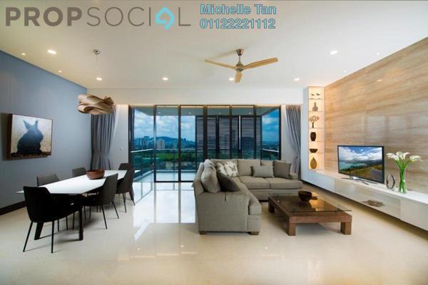 Condominium For Rent in Rimbun, Ampang Hilir Freehold Fully Furnished 3R/5B 15k