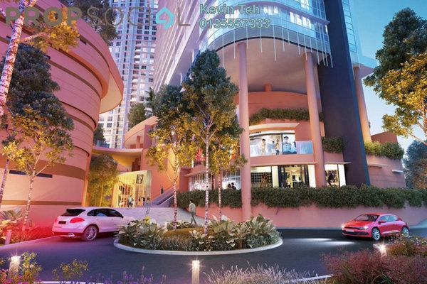 Condominium For Rent in Kiara 163, Mont Kiara Freehold Unfurnished 1R/1B 3k